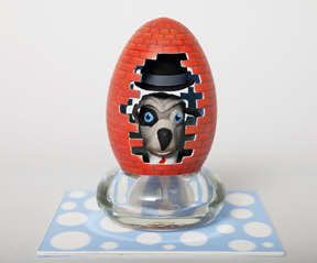 Magritte's Marvelous Egg